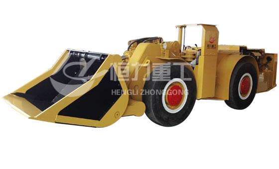 2立方柴油铲运机