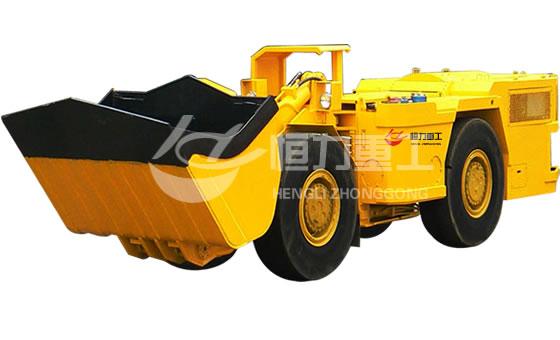 3立方电动铲运机